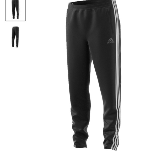 adidas Auth Wind training pants red